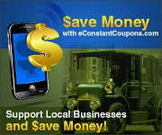 $ave Money with eConstantCoupons.com